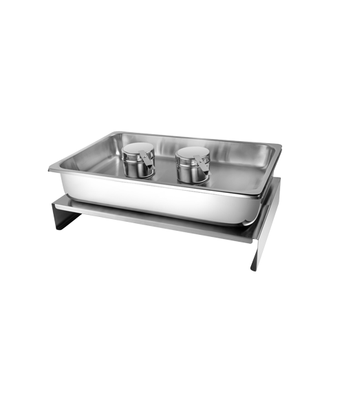 Chafing Dish Bundle for Modular Hinged Buffet Station GN 1by1