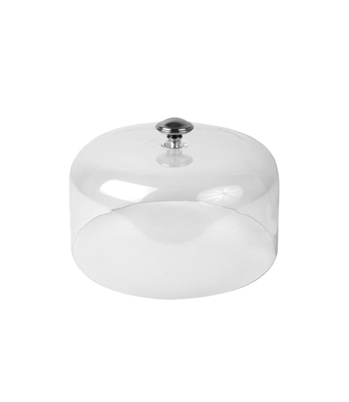 Clear SAN 10D in Lid with Zinc Alloy Handle