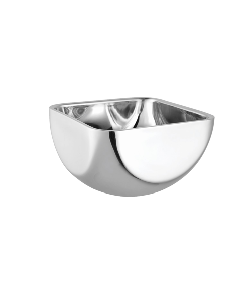 Empire Mirror Steel 1300 ml Squircle Bowl