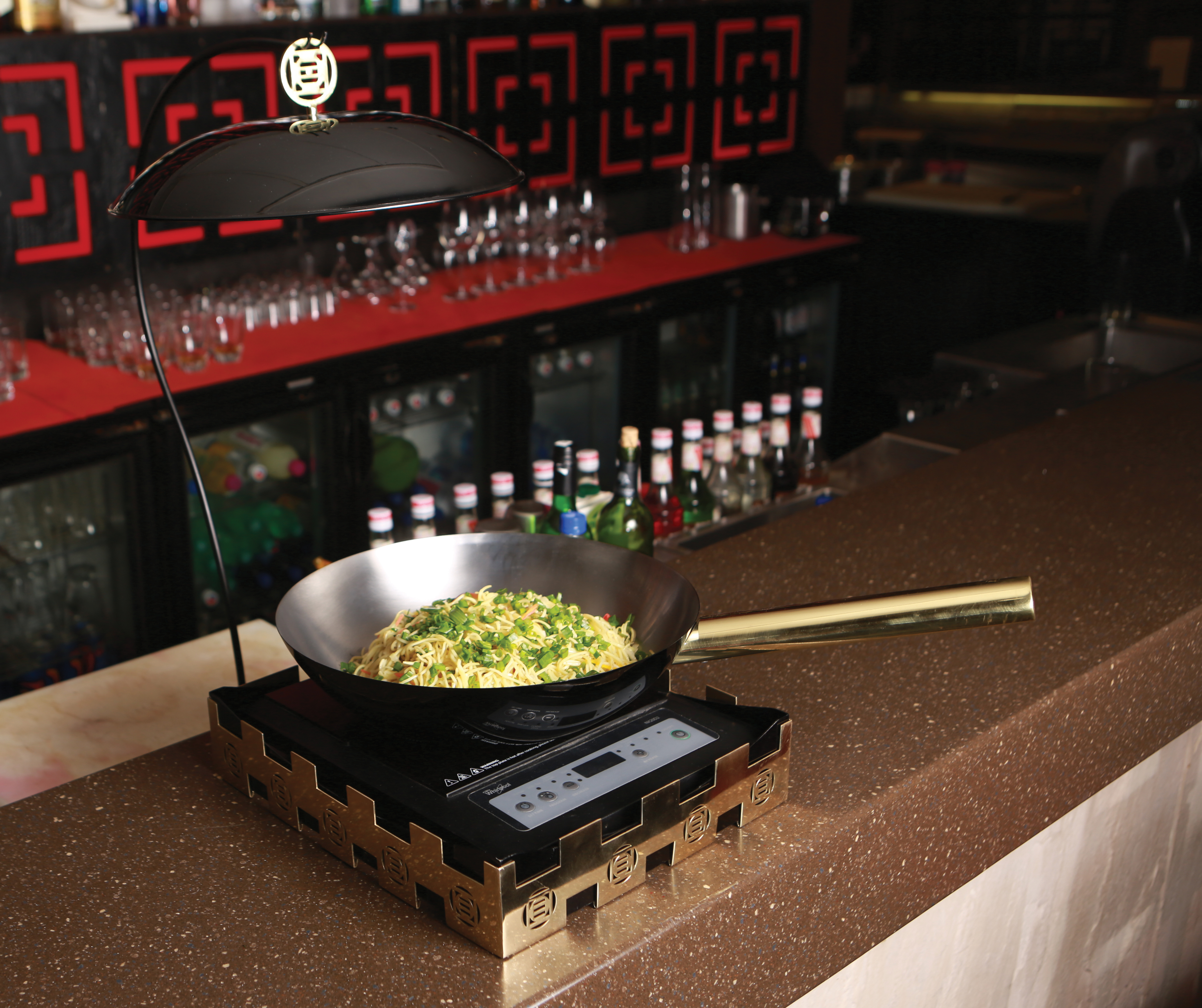 China Town Induction Cookware