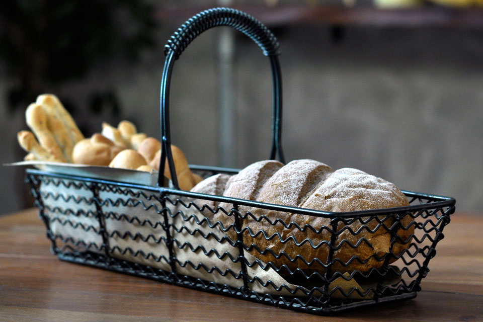Matt Bread Basket