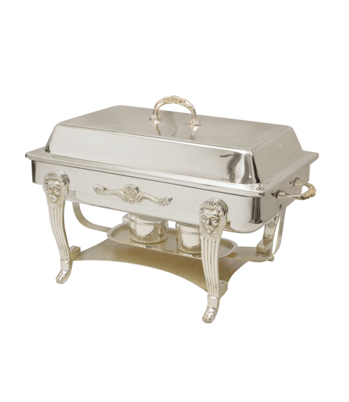 Monarch Mirror Steel 8 Ltr Chafing Dish