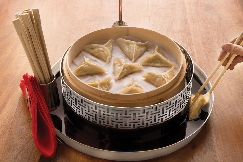 Pan Asian Dimsums