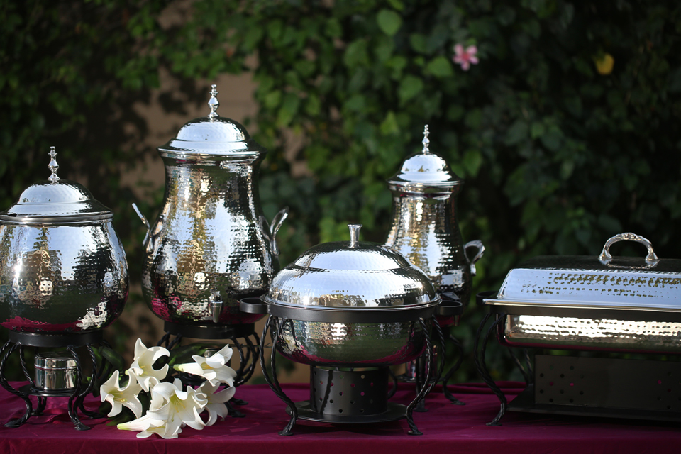 Chaplin Chafing Dish Collection